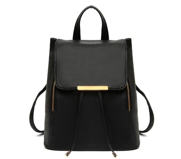519a6bdb39 Dámsky ruksak model č.9 čierny