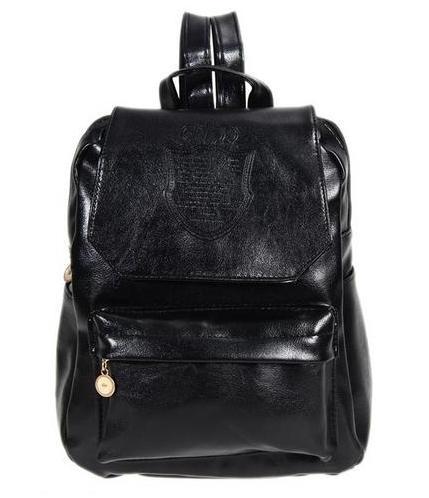 Dámsky ruksak model č.8 čierny b4fd29f653