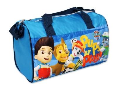 1e929bb983 Detská športová- cestovná taška PAW Patrol blue