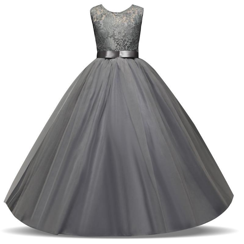 LADY-dievčenské spoločenské šaty (5-14r.)  91f0b9c9208