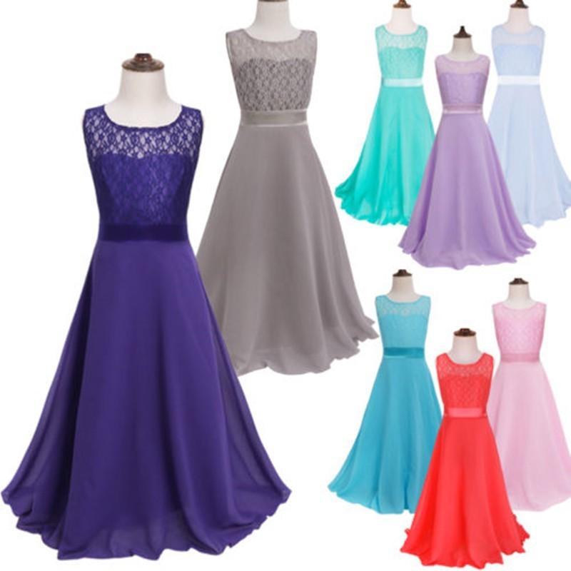 AMELIA- dievčenské spoločenské šaty 4-15r.  739ec85495b