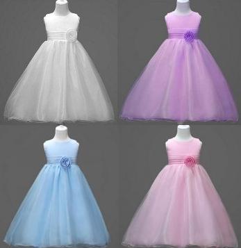 13442225ad69 Dievčenské spoločenské šaty 3-9r. GIRLS