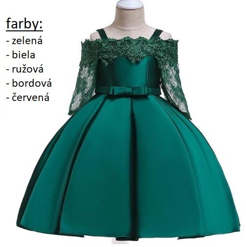 f12786e1b7c5 ANABEL- dievčenské spoločenské šaty 3-10r. empty