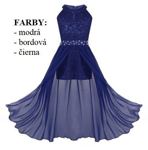 1018d608c806 LINDA- dievčenské spoločenské šaty 9-14r. empty